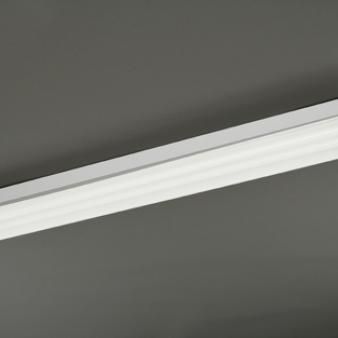 등기구 평갓 (LED, 램프 포함) 23Wx2 (1250*178*90)