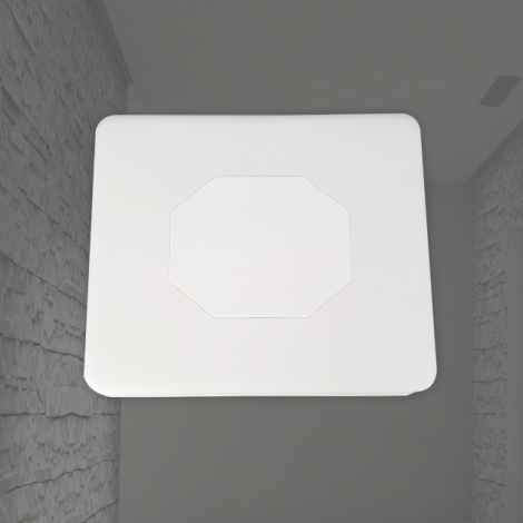 LED UFO 사각 (센서) 15W KC