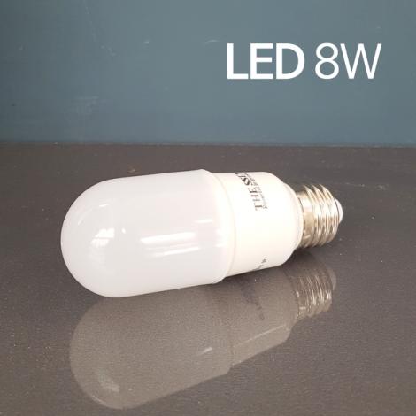 LED T40 스틱램프 8W (26base)