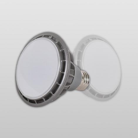 LED S-PAR30 확산형 램프 15W (26base)