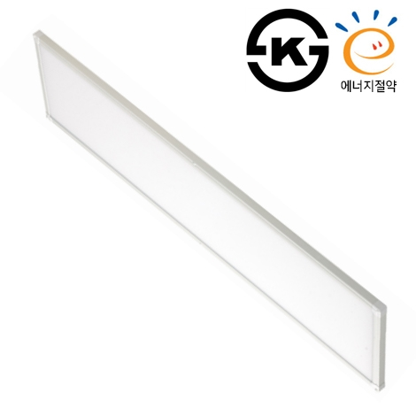 LED 슬림엣지 평판등 50W (1280*320*25) 고효율