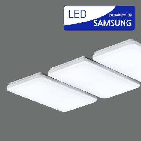 LED 엠보 거실6등 150W(국산/KC인증)