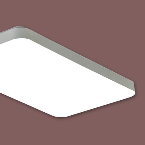 LED 시스템사출 거실2등 50W (국산/KC) (350*698*85) 6500K