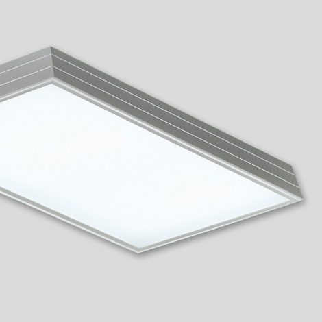 LED 투라인 거실2등 50W (국산/KS) (695*345*80) 6500K